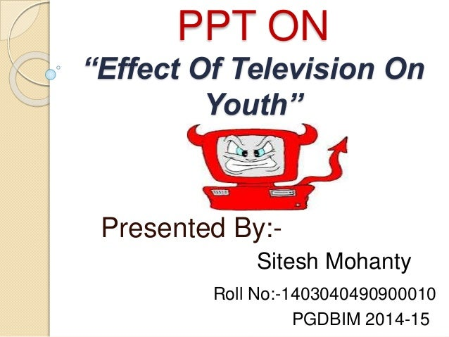 The Impact Of Television On Children - With A Free