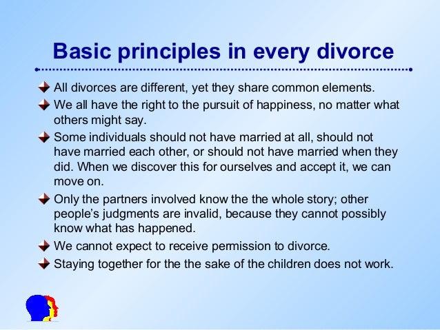 Essays On Divorce