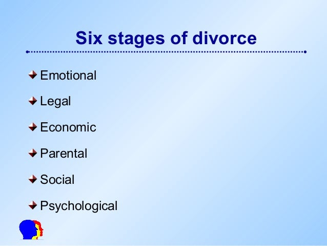 three main effects of divorce What factors affect the divorce rate  interestingly enough, the current economic recession has had a double-edged effect on divorce in the united states on one .