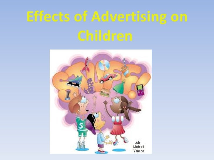 essay on effects of advertising on consumers The effect of advertising on consumer decision making marketing essay 10 introduction any real business being is the production of clothing sales and profits.