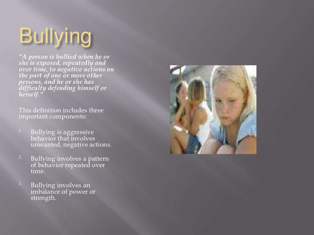 what are the effects of bullying The effects of bullying in childhood can last a lifetime, both for the child who's bullied and for his or her tormenter but according to a duke university study published today in the proceedings.