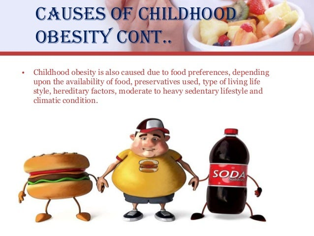 Cause and effect essay on obesity