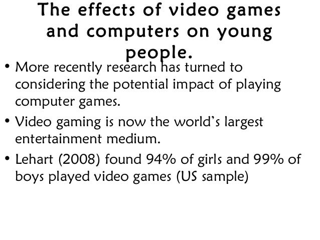 computer games addiction essay We have known that today the problem of the students, parents, teachers that we  need to solution is the problem in the addiction of the online gaming.