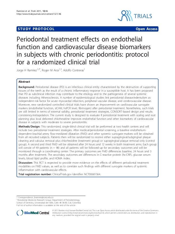 Ramírez et al. Trials 2011, 12:46http://www.trialsjournal.com/content/12/1/46                                             ...