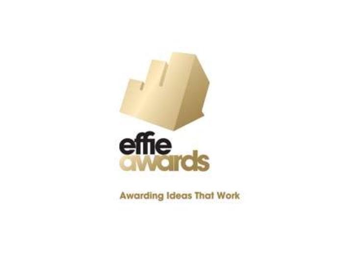 Effie winners final