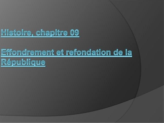 Introduction Docs. p. 164 – 165 :  Décris les documents.  A quelle période de l'histoire de France font-ils référence ? ...