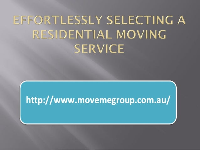    Anybody trying to relocate to a new living    space is recognized to deal with a large number    of stresses in their ...