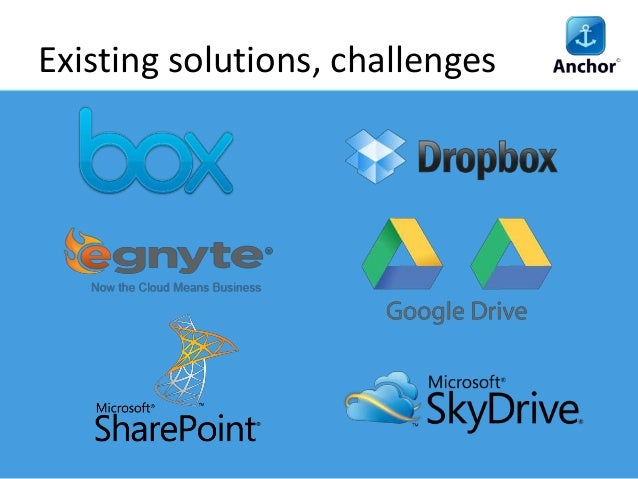 Existing solutions, challenges