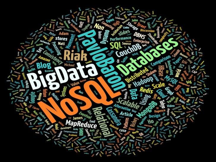 Big Data & NoSQL - EFS'11 (Pavlo Baron)