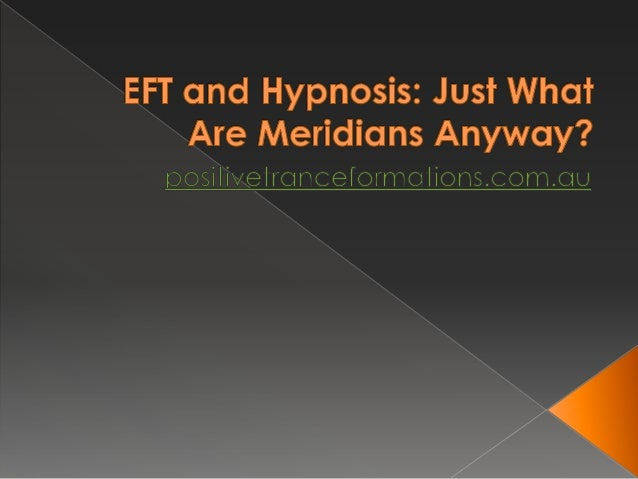 Eft and hypnosis