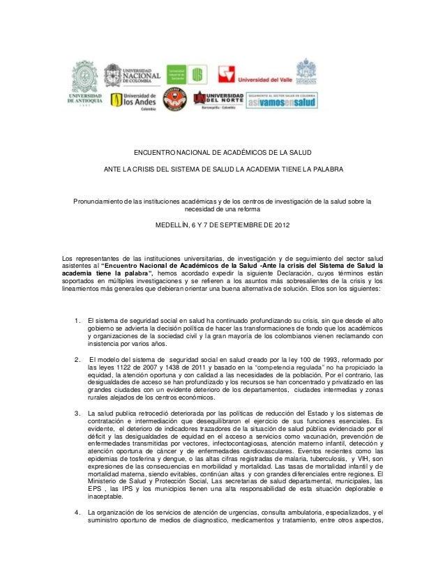 Eg declaracion final encuentro academico-1 version v.-10.09.12