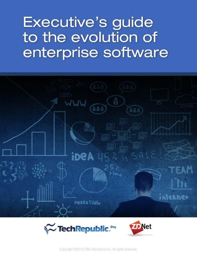 Eg enterprise software