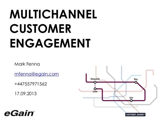 eGain - Multichannel Seminar