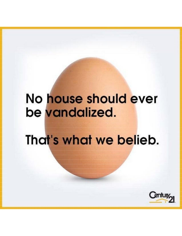 Eggcellent Real Time Marketing from CENTURY 21
