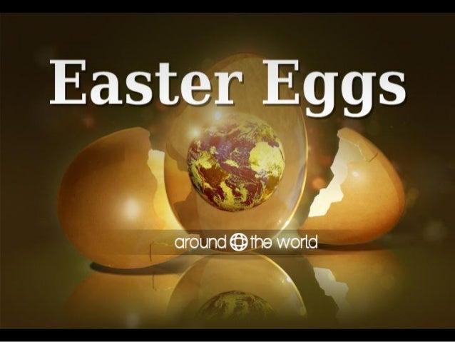 Eggs Around the World