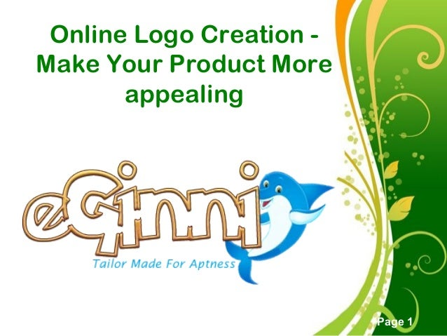 Free Powerpoint Templates Page 1 Online Logo Creation - Make Your Product More appealing