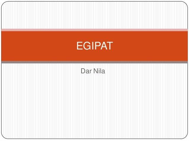 EGIPATDar Nila