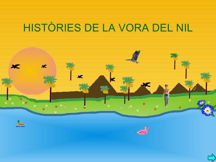 HISTÒRIES DE LA VORA DEL NIL