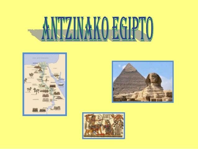 Egipto B. Atxa