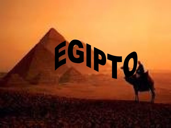 Egipto. Anahí