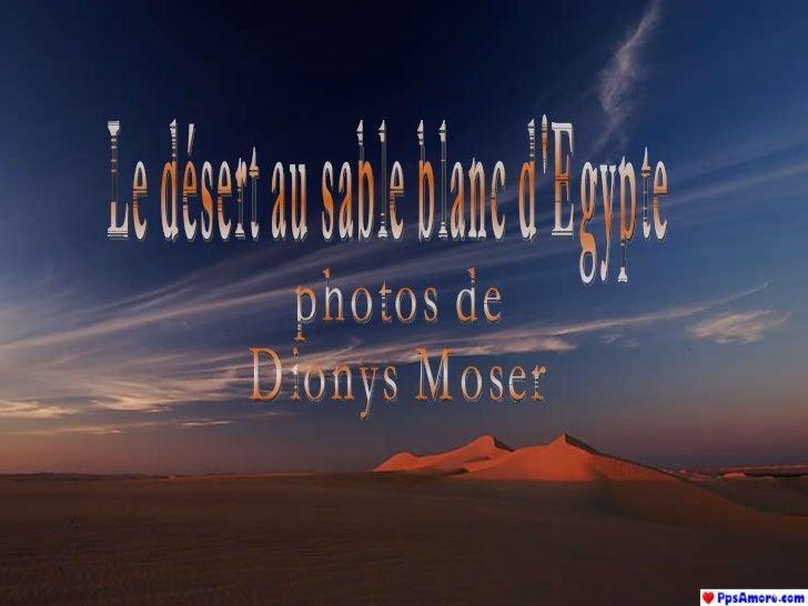 Egitto deserto-bianco