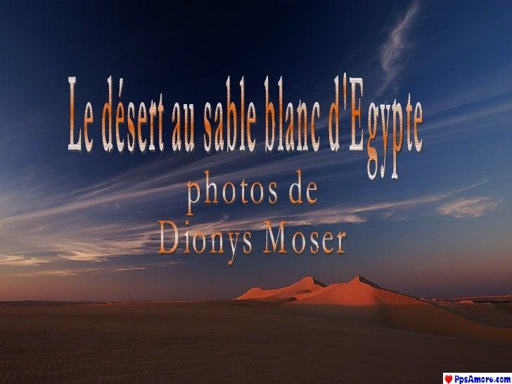 Egitto - Deserto Bianco