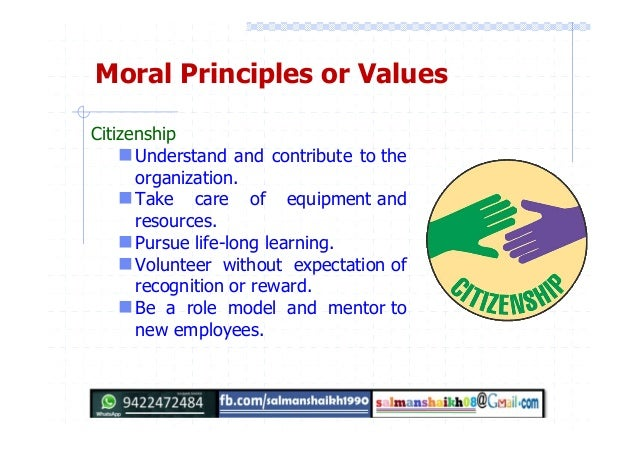 article on importance of moral values in life Morality is one of the fundamental aspects of human life and society it is this moral code that allows people to trust each other, cooperate and form a culture and community with a common set of values and beliefs going by the definition, morality is defined as principles concerning the distinction.
