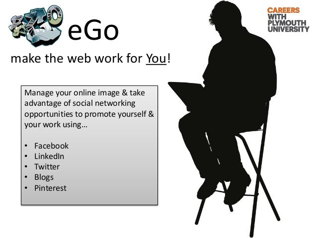 eGomake the web work for You!  Manage your online image & take  advantage of social networking  opportunities to promote y...