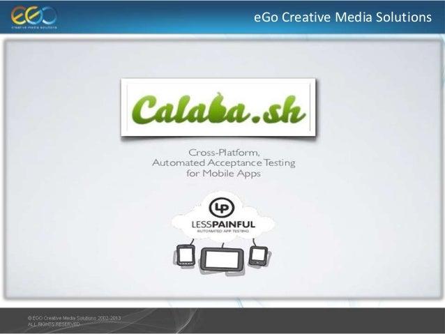 eGo Creative Media Solutions
