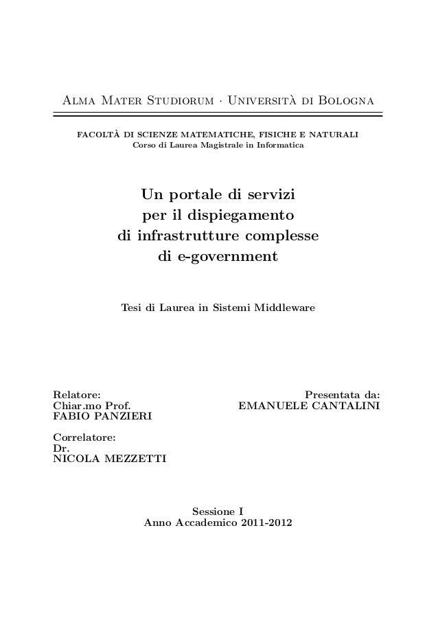 Web Portal for E-Government