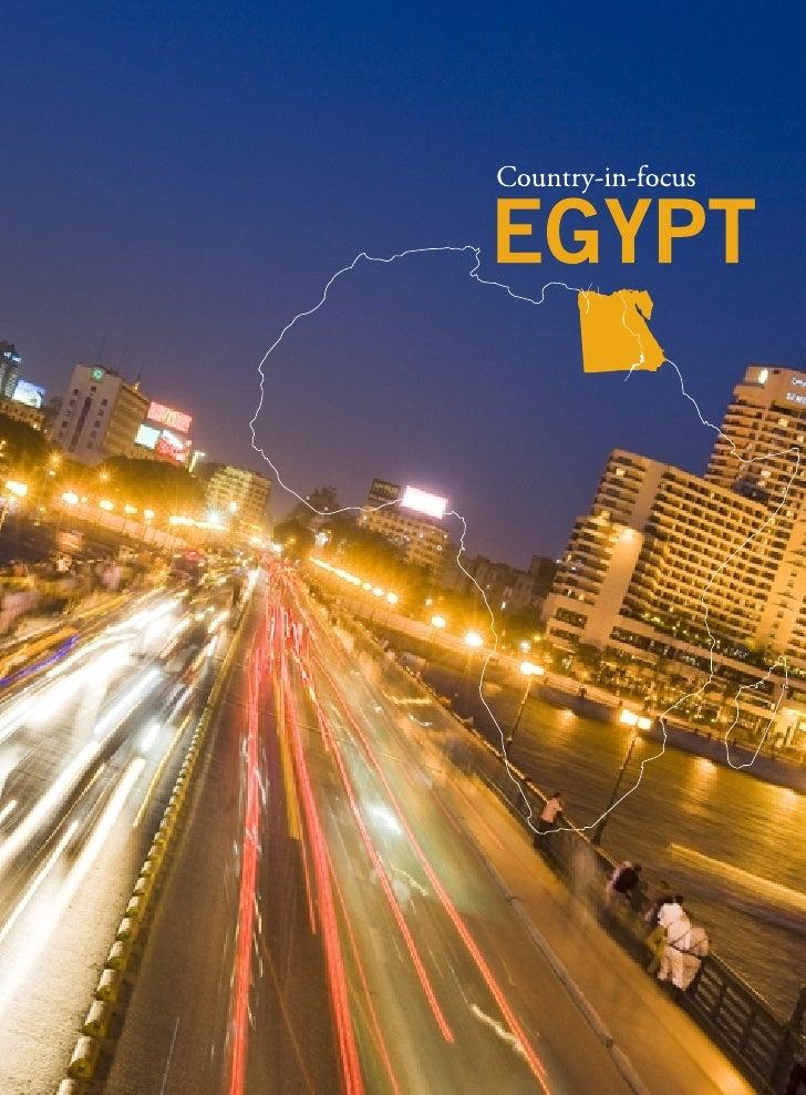 Egypt - Outsourcing Destination