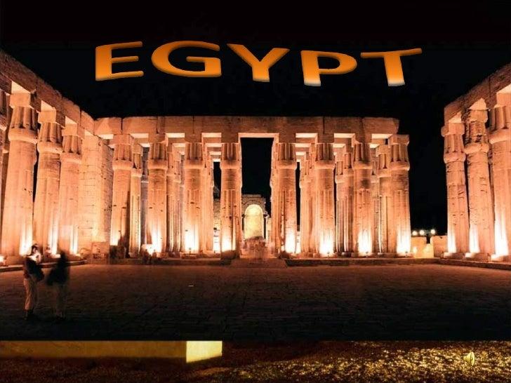 Egypt 6000year ago till now