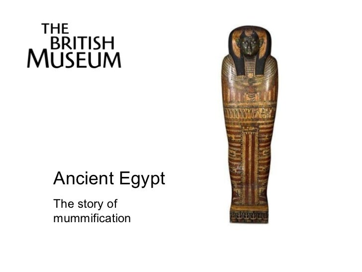 Egypt history  mummification_slideshow_ks2
