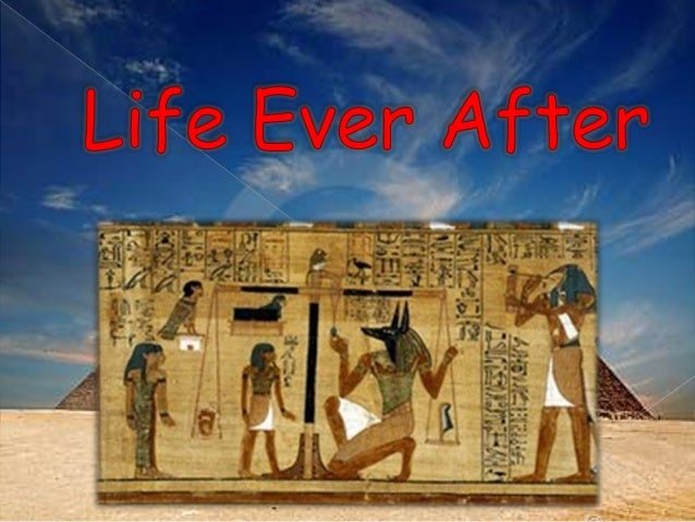 egyptian afterlife essay