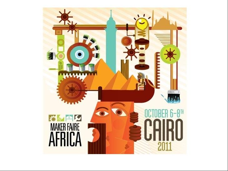 Egypt Maker Faire Africa 2011