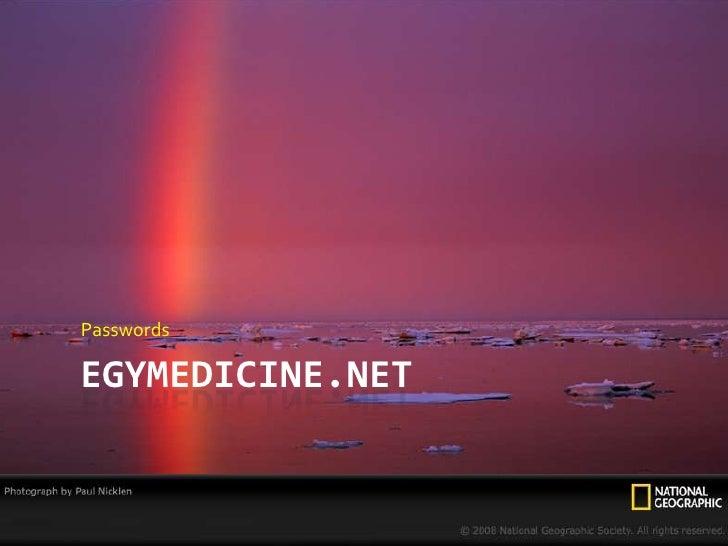 Egyptmedicine