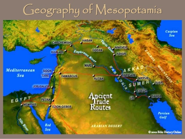 the important role geography played in the ancient egypt mesopotamia india and china Similarities and differences of mesopotamia and egypt if i had a choice to live in either mesopotamia or egypt, i would rather live in ancient egypt.