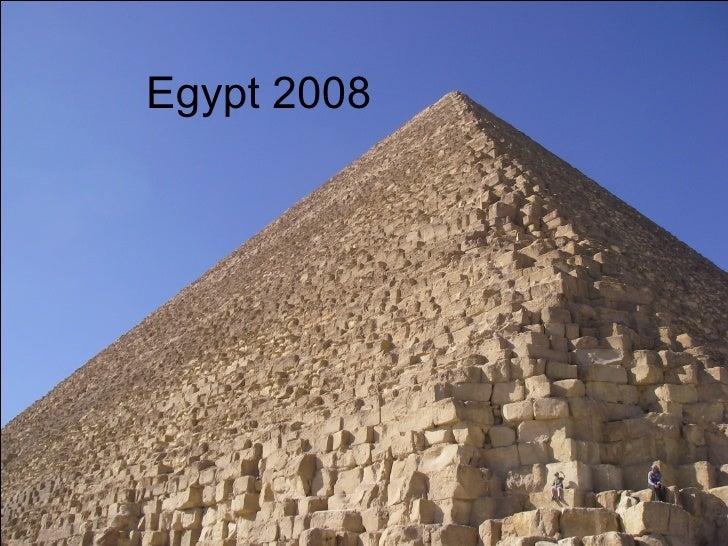 Egypt 2008