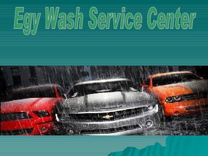 Egy Wash Service Center