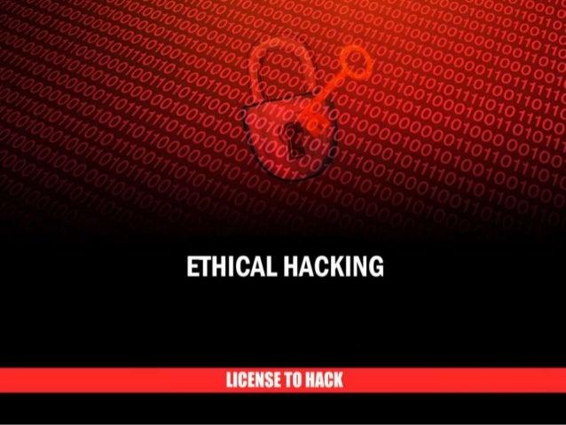 Ethical Hacking - Explained