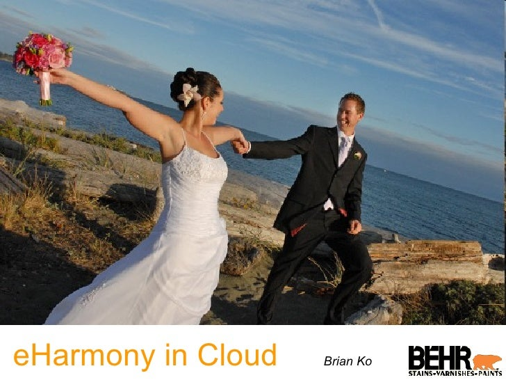 Subtitle     eHarmony in Cloud      Brian Ko