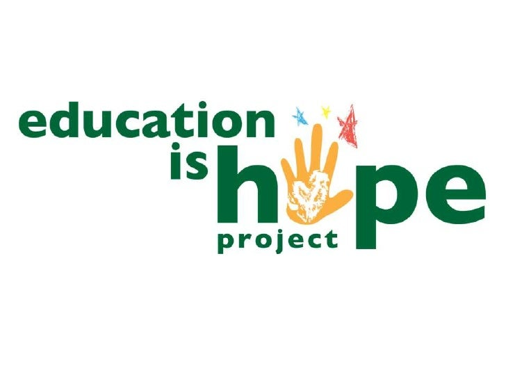 Education is Hope Conference, Manila