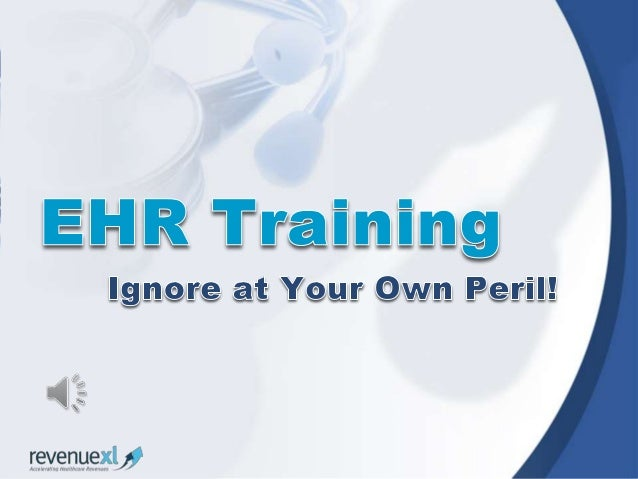 The Importance of EHR Training