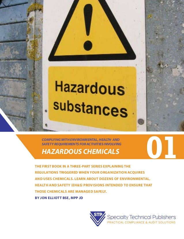 Hazardous Chemicals Checklists eBook Volume 1