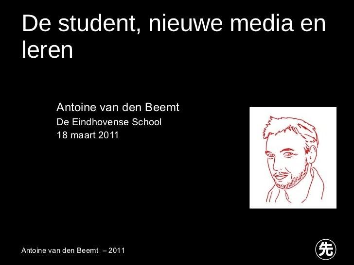 Studenten en nieuwe media