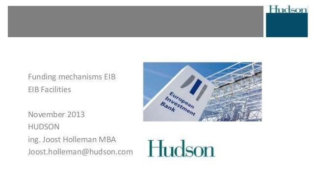 Eib financiering may 2014