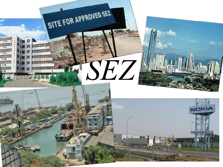 SEZ (INDIA vs CHINA)
