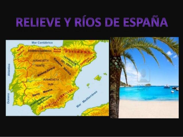 1.El territorio Español