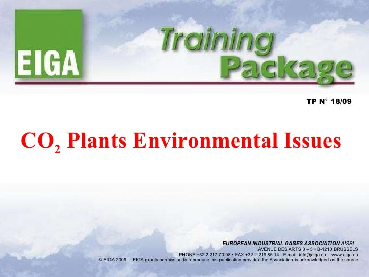 CO2 Training Package