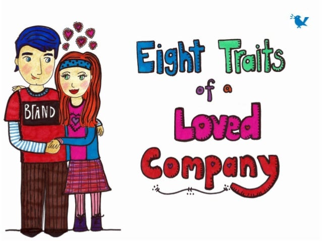 Eight Traits of a Loved Company [Visual Sketchnotes]